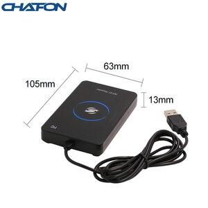 Image 5 - Chafon 125Khz Rfid Id Card Reader Met Meerdere Uitgang Ondersteuning Em4100 Em4200 Tk4100 Kaarten Bieden 1Pc Gratis Testen kaarten