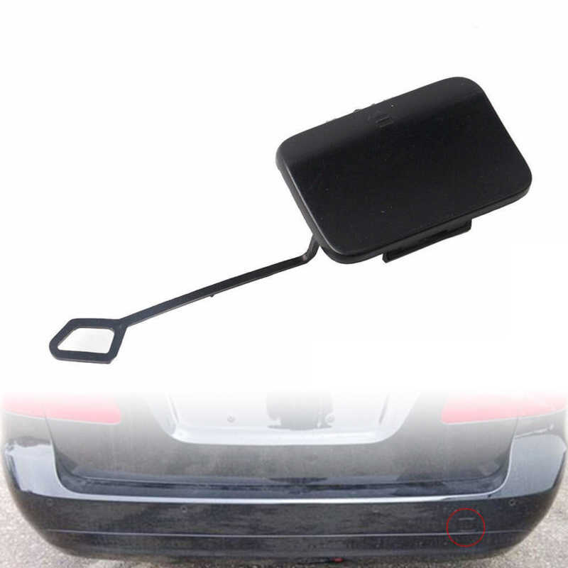 1pc Car Rear Bumper Tow Hook Cover Cap For Mercedes Benz E-class W212 E300 E350 E400 2008-2013 Hook Cover A 212 885 03 26