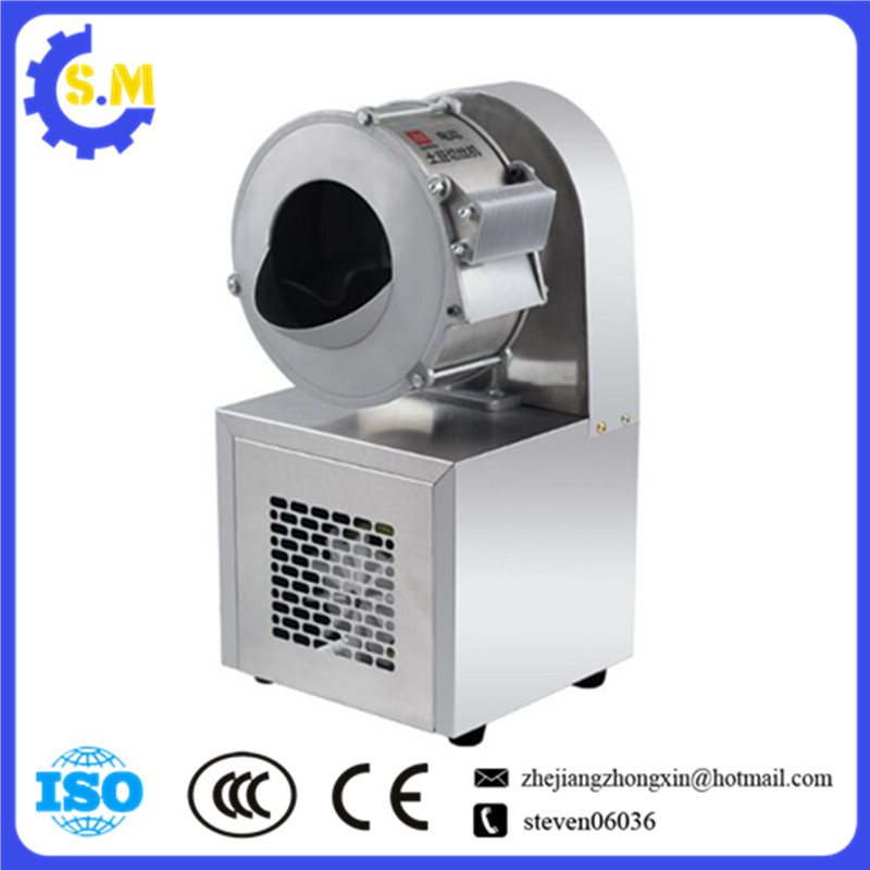 Commercial Electric Potato Slicer Multi-function Automatic Vegetable Cutting Machine