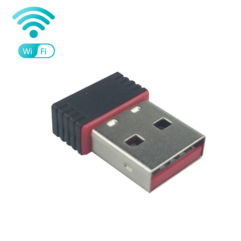 2.4Ghz Wireless WiFi Dongle 150Mbps USB 2.0 Network Adapter For Raspberry Pi PC Laptop For Nvidia Jetson Nano Android Windows
