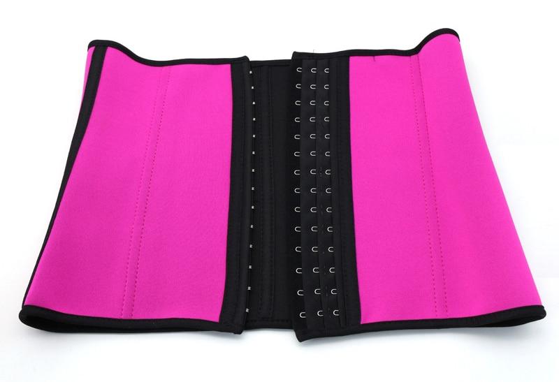CXZD Waist trainer shapers waist trainer corset Slimming Belt Shaper body shaper slimming modeling strap Belt Slimming Corset (8)