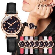 Kadın izle şık zarif Minimalist dijital yıldız kemer bayan Quartz saat hediye Kadın Kuvars Saatler Moda Mujer Cadeau Femme