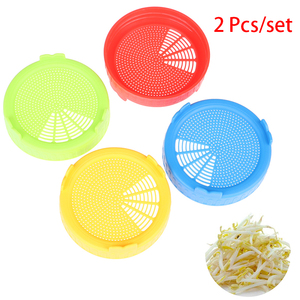 2Pcs Sprouting Lid Food Grade