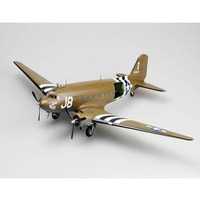 Trumpeter 1/48 Scale US C 47A C 48C Skytrain Transport Plane Airplane Aircraft Toy Plastic Assembly Model Kit