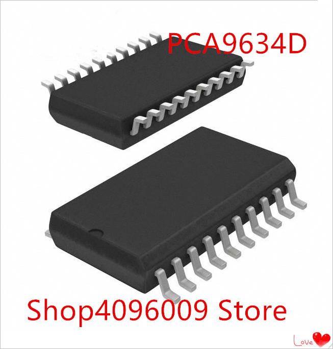 NEW 10PCS/LOT PCA9634D PCA9634 SOP-20