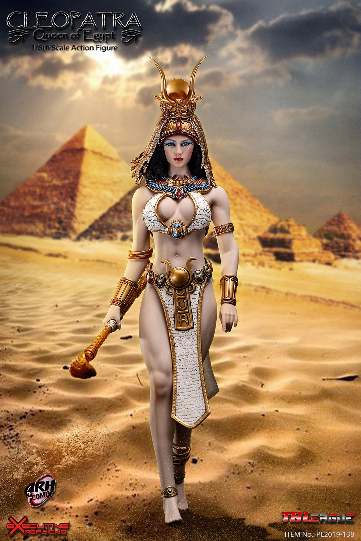 TBleague1//6 PL2018-129 Anck Su Namun Princess Of Egypt Female Figure Collectible