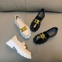 Женские туфли на низком каблуке osunlina повседневные ручной