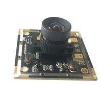 Tüketici Elektroniği'ten Kamera Modülleri'de 3MP USB kamera modülü kurulu 80 derece 1080P AR0331 CMOS sensörü Internet sanayi