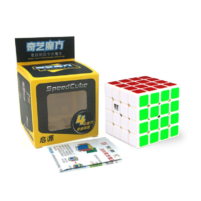 NewestQiyi  Cubing Classroom Meilong 4x4x4Layer SS Legend Magic Speed Cube Professional 4x4x4 Educational Toy For Children