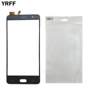 Image 2 - Mobile Front Touch Screen For Cubot Cheetah 2 Touch Screen Glass Digitizer Panel Lens Sensor Capacitive + Protector Film Tape