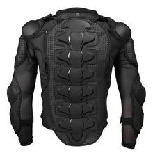 Мотоциклетная куртка для мотокросса Защита тела позвоночника Грудь Защитная Мужская