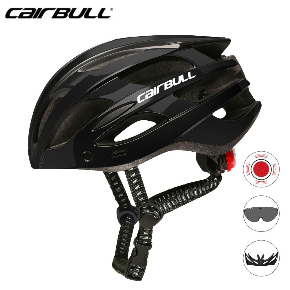 Cycling Helmet  Road  Bicycle Bike Sport Helmet With  Goggles Sun Visor Size  L