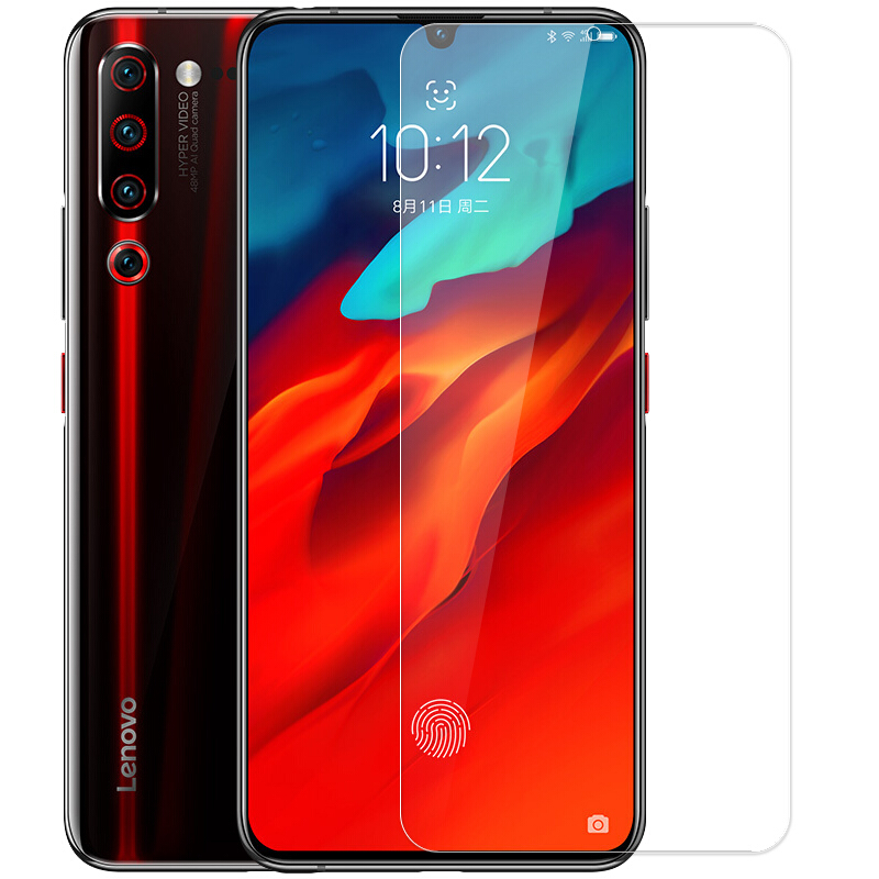 Image 5 - 2 Pcs Tempered Glass For Lenovo Z6 Pro / Z6 / Z6 Lite Screen Protector 2.5D 9H Tempered Glass For Lenovo Z6 Pro Protective Film-in Phone Screen Protectors from Cellphones & Telecommunications