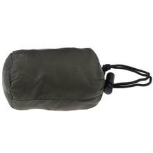 Sac de couchage d'extérieur léger, 1 pièce, emballage pour vêtements imperméables, compressé, sacs de rangement, Camping, voyage léger