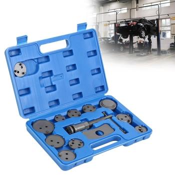 цена на Samger Universal Auto Car Precision Disc Brake Caliper Wind Back Tool Kit Brake Pad Brake Pump Brake Piston Car Repair Tool Kit