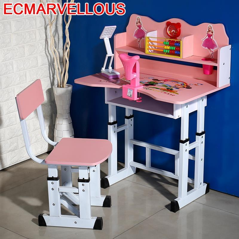 Silla Y Infantiles Children De Estudo Mesinha Tavolino Tavolo Per Bambini Adjustable Mesa Infantil For Kinder Kids Study Table