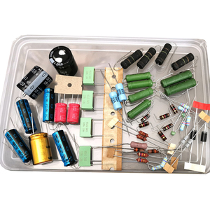 Image 4 - Lusya 6V6 / EL84 Tube audio amplifier 10W PCB board DIY Kits for Tube Amplifier T1181