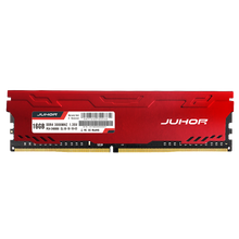 Ram da memória do dimm do desktop do jogo com memória ram do dissipador de calor ram ddr4 8gb 16 3000mhz da memória de juhor memoria