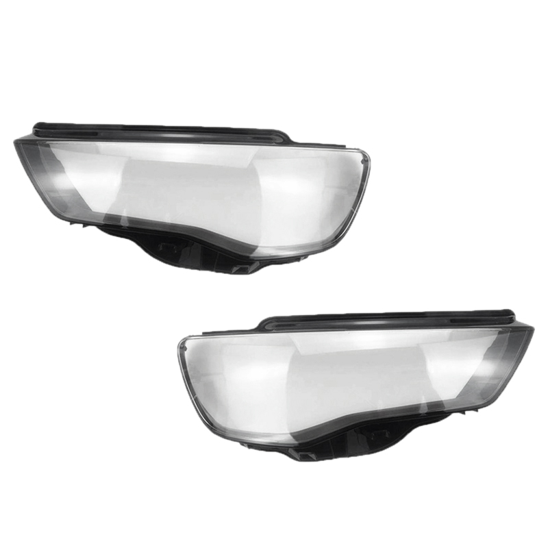 Couvercle de phare de voiture couvercle de coque de phare de remplacement pour-Audi A3 2013-2016
