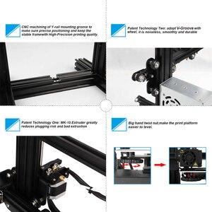 Image 3 - Creality 3D Ender 3/Ender 3 Pro/Ender 3 V2 3D Printer Diy Kit Zelf Monteren Met Upgrade Hervatten Afdrukken meanwell Voeding