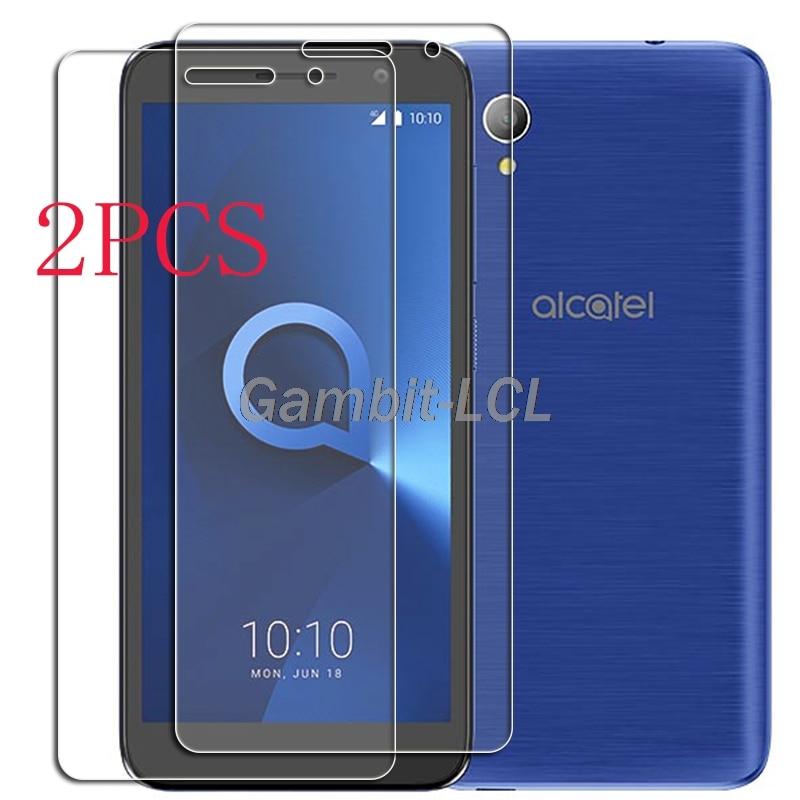 Защитное стекло для Alcatel 1 5033D, закаленное стекло для Alcatel1 5033G, 5033M 5033X 5033J 2018 5 дюймов, Защитная пленка для экрана телефона