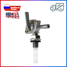 """ON/OFF Fuel Shut Off Valve Tap Replacement For Generator Gas Engine Tank Switch Fit 1/4"""" Hose Tap"""