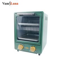 Toaster Oven Japan Double Layer Oven Home Baking Multifunctional Mini Electric Oven 9L Baking Oven 1100W