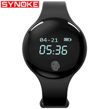 SYNOKE  Smart Watch For IOS Android Women Men Sport Digital Watches Pedometer Monitor g Type Shock Fitness Male Clock