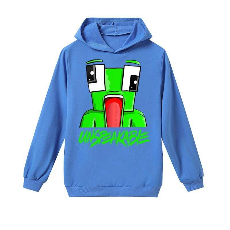 Prestonplayz Kids Boys Hoodie Tops Sweatshirt 3-12 years