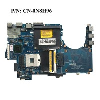 Excellent For DELL M4700 Laptop Motherboard CN 0N8H96 0N8H96 N8H96 QAR00 LA 7931P REV:1.0(A00) 100% working