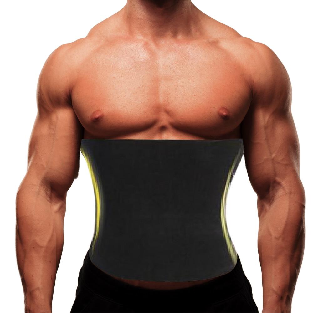 Slimming Belt Japanese And Korean Men's Waist Trainer Belt Plastic Waistband To Beer Belly Control Body Shaper