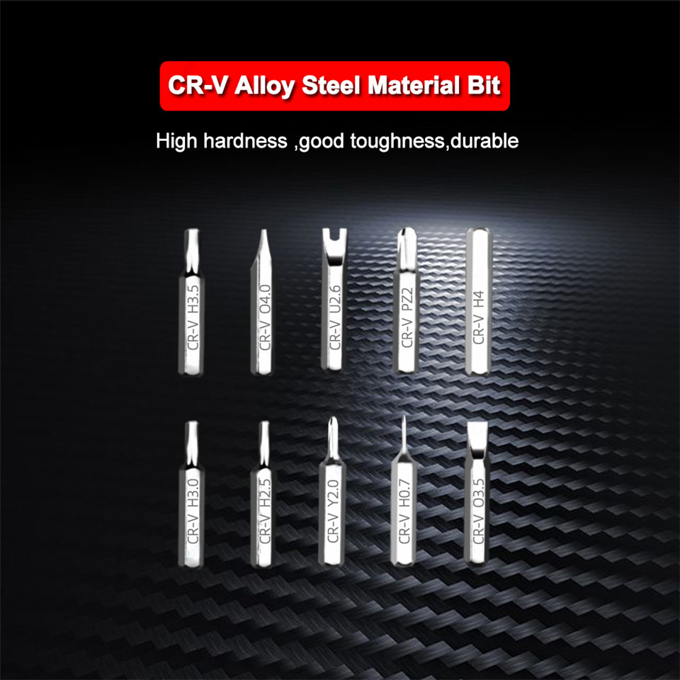 made with alloy steel