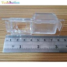 Yeshibation Автомобильная камера Простая установка Кронштейн подходит для Chevrolet Aveo T300/Sonic 2011~ Автомобильная камера заднего вида
