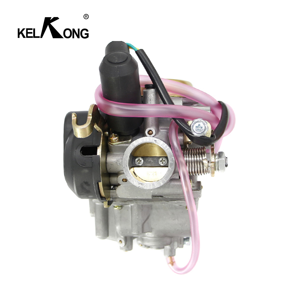 KELKONG Carburetor Carb For Mikuni 26mm PD26 BS26 Fit For Suzuki AN125 AN150 Burgman 125 150 For Suzuki GS125 GN125 EN125-in Carburetor from Automobiles & Motorcycles