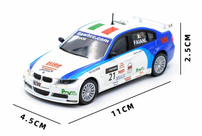 1/43 Lega di Z4M 320si MC12 MURCIELAGO Auto Da Corsa Giocattolo Collezione Diecast In Metallo Modello di Auto Sportive Giocattoli Per I Bambini