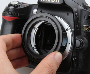 Image 4 - อลูมิเนียมกล้องเลนส์ Macro Reverse Adapter สำหรับ Nikon AI ถึง 49 มิลลิเมตร 52 มิลลิเมตร 55 มิลลิเมตร 58 มิลลิเมตร 62 มิลลิเมตร 67 มิลลิเมตร 72 มิลลิเมตร 77 มิลลิเมตรด้าย