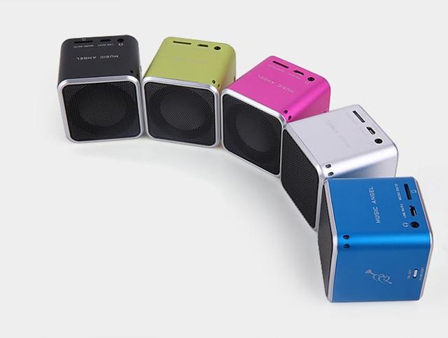 Original mini música anjo JH-MD06DBT2 bluetooth alto-falantes digitais para celular suporte para pc micro sd tf cartão mp3 altavoz sprecher