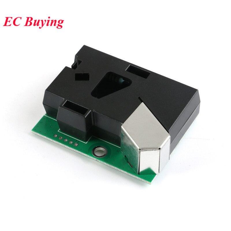 Staub Sensor ZPH02 VOC und PM2.5 Laser Staub Sensor Modul Für Haushalts Reiniger DC 0,2-5 V EH2.54-5P Terminal buchse Für Arduino