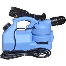 7l elektryczny ULV opryskiwacz urządzenie przeciw komarom dezynfekcja maszyna insektycyd Atomizer walka leki Fogger inteligentny Ultra pojemność