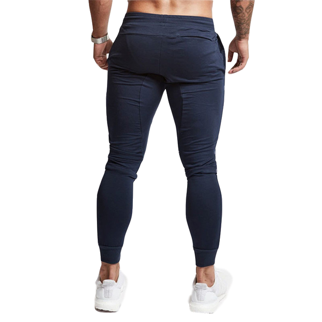 Pantalones deportivos para correr casuales para hombre 5