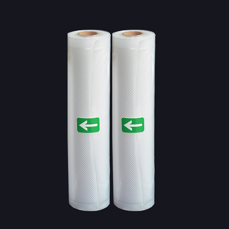 2 Rolls/Lot Kitchen Food Vacuum Bag Storage Bags For Vacuum Sealer Vacuum Packaging Rolls 12/15/20/25/28cm*500cm