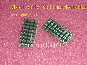 Darmowa wysyłka 100 sztuk partii SMD 0805 0603 0402 aby DIP PCB płyta transferowa DIP tablica do notatek skok Adapter Keysets tanie i dobre opinie Glass fiber SOT23