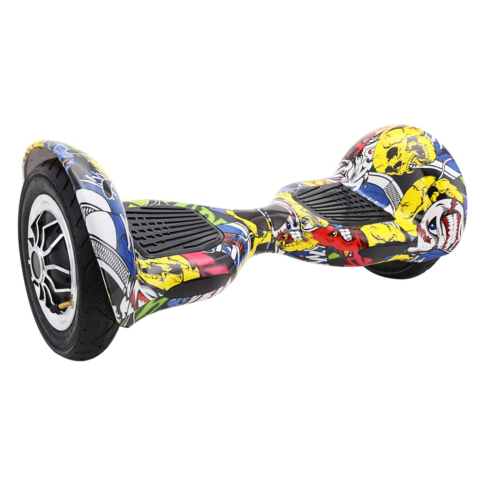 10 inch self balancing electric Hoverboard with speaker and Bluetooth 5