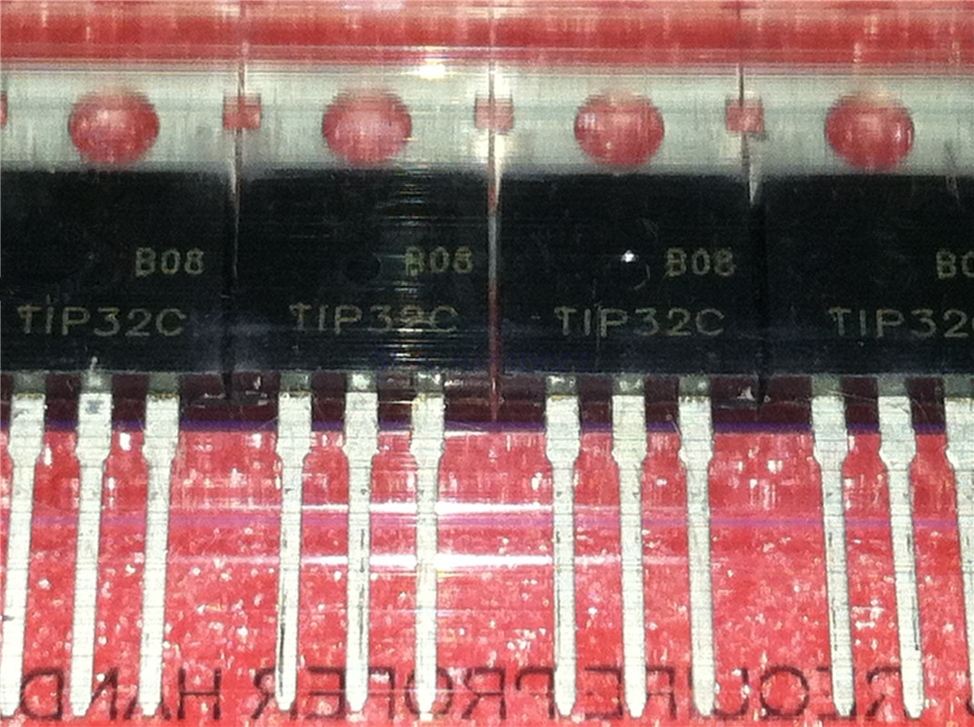 10pcs/lot TIP32C TIP32 TO-220 In Stock