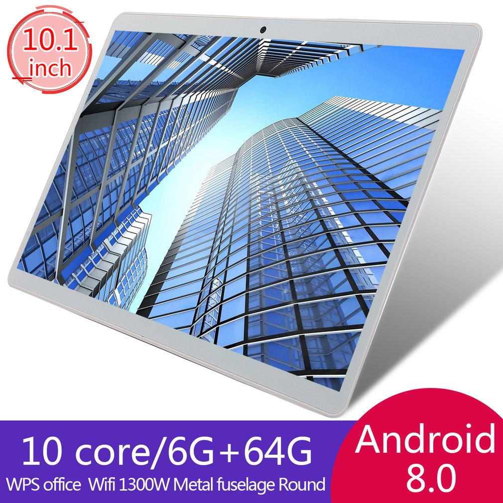 New Original 10 Inch Tablet Pc  Laptop Phone Call Android Mini Netbook Pc Wifi Telephone Gps FM Bluetooth10.1 Tablets