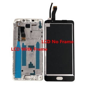 "Image 2 - 5.5"" M&Sen For Meizu M5 Note Meilan Note 5 M621Q M621M M621C M621H LCD Screen Display+Touch Panel Digitizer With Frame"