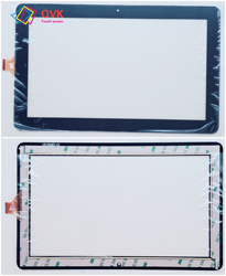 10,1 дюймовая черная сенсорная панель для путешествий, планшетов для серфинга, емкостная сенсорная панель для ремонта и Замены деталей GT10PGS101 ...