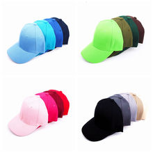 2020 Hot Sale Men Women Outdoor Baseball Cap 21 Solid Colors colorful High Quality cotton Hip Hop Hat Fashion Adjustable Caps c gree outdoor fishing hat men sunshade breathable adjustable high quality fashion basebal cap casual hip hop caps