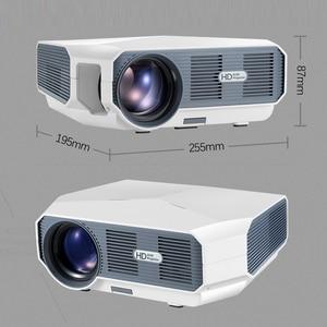 Image 5 - AUN ET10 MINI Projector, 1280x720P HD, Video Beamer. 3800 Lumens Brightness. 3D Cinema. Support 1080P(Optional Android Version)