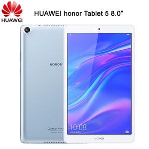 Original huawei honra mediapad t5 8 honra tablet 5 8 polegada tablet pc kirin 710 octa núcleo android 9.0 1200x1920 5v/2a googl